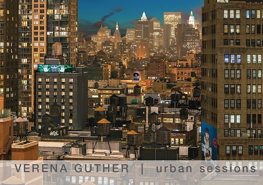 Verena Guther - urban sessions